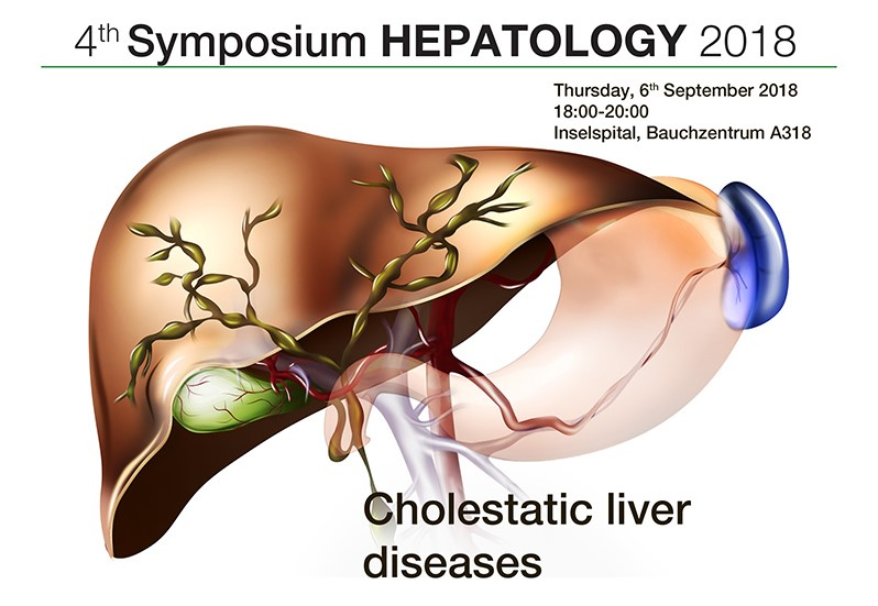 6. September 2018: 4. Symposium – Cholestatic Liver Diseases