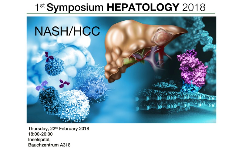 22. February 2018: 1. Symposium NASH/HCC