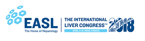 EASL ILC 2018: 11.-14. April 2018 - Paris