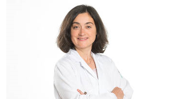 1. February 2021: Annalisa Berzigotti Head Physician Hepatology at the University Clinic for Visceral Surgery and Medicine