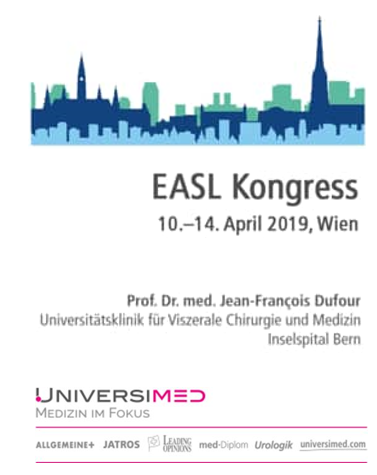 12. April 2019: EASL Interview with Professor Dufour on NAFLD/NASH