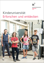 22. June 2018: «Adventure Liver Land» - Children University Bern