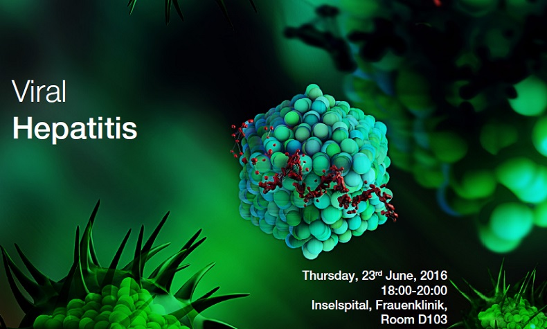 23. June 2016: 3. Symposium - Viral Hepatitis