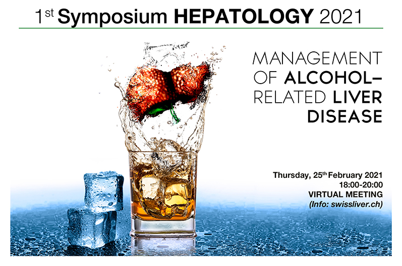 25. February 2021: 1. Symposium – Management of Alcohol-Related Liver Disease